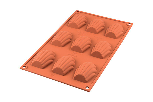 SF032 MADELEINE – STAMPO IN SILICONE 68X45 H 17 MM